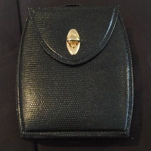 Accessories - Leather travel  jewelry box